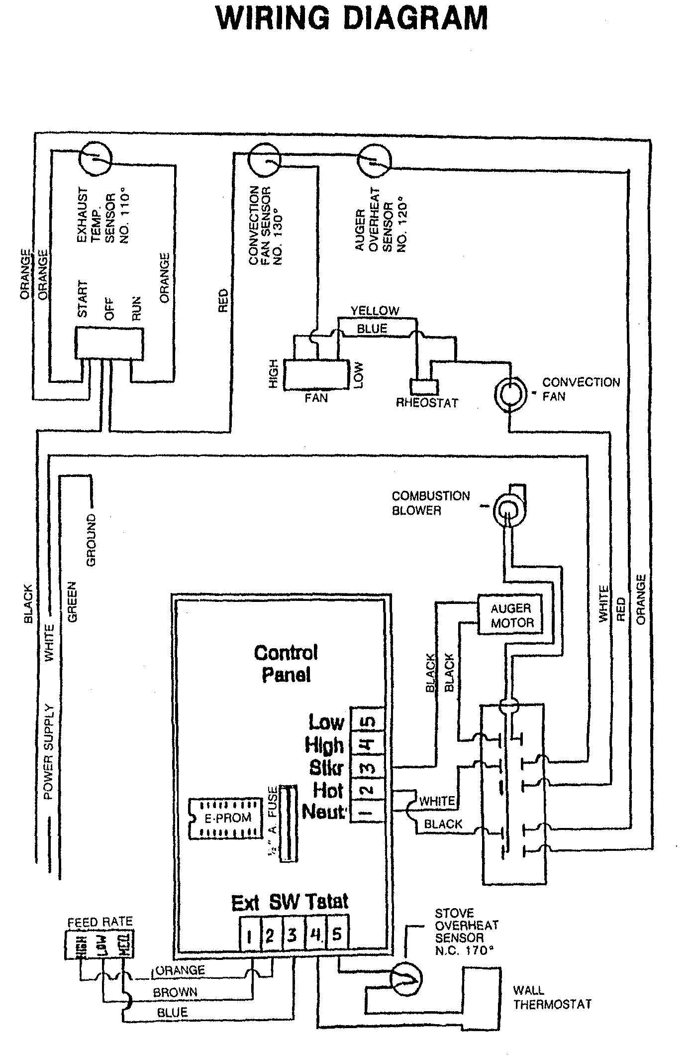 wood stove wiring diagram  wood  get free image about